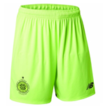 Pantaloncini Short Celtic Football Club 2017-2018 Home (Verde)