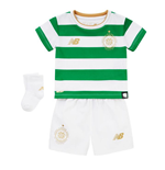 Divisa Celtic Football Club 2017-2018 Home da bebè