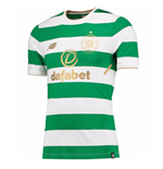 Maglia Celtic Football Club 2017-2018 Home Elite