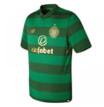 Maglia Celtic Football Club 2017-2018 Away Elite
