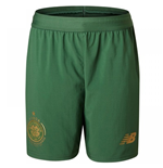 Pantaloncini Short Celtic Football Club 2017-2018 Away (Verde)