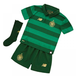 Divisa Celtic Football Club 2017-2018 Away da bambino
