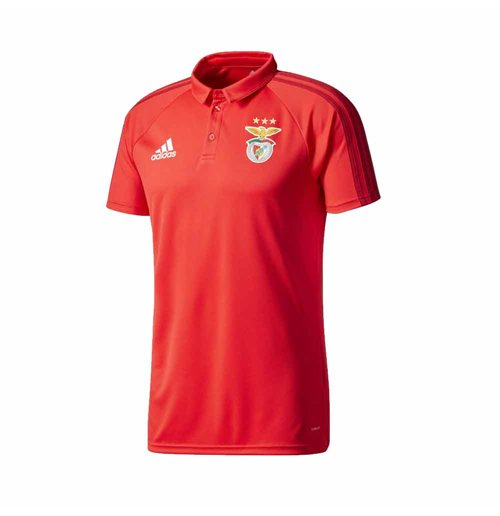 Polo Benfica 2017-2018 (Rosso)