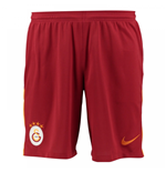 Pantaloncini Short Galatasaray 2017-2018 Home (Rosso)