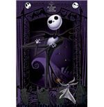 Nightmare Before Christmas - It'S Jack (Poster Maxi 61X91,5 Cm)