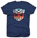 Hasbro - Transformers Autobot Shield Distress (T-SHIRT Unisex TG. 2)