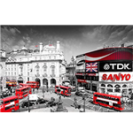 London - Piccadilly Circus (Poster Maxi 61x91,5 Cm)