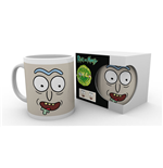 Rick And Morty - Rick Face (Tazza)