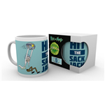 Rick And Morty - Hit The Sack Jack (Tazza)
