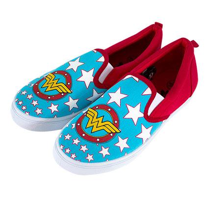 4751b3b872cb1 Scarpe Wonder Woman da donna