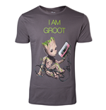 T-shirt Guardians of the Galaxy - Mini Groot