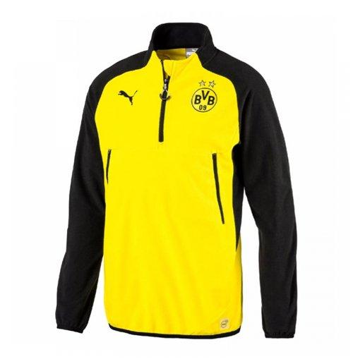 Felpa Borussia Dortmund 2017-2018 (Giallo)