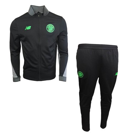 Tuta Celtic Football Club 2017-2018 (Nero)
