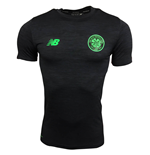 T-shirt Celtic Football Club 2017-2018 (Nero)