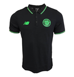 Polo Celtic Football Club 2017-2018 (Nero)