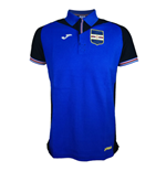 Polo Sampdoria 2017-2018 (Blu)
