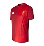 T-shirt Liverpool FC 2017-2018 (Rosso)