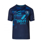 T-shirt Leinster 2017-2018 (Blu)