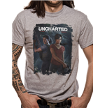 T-shirt Uncharted 268356