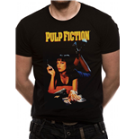 Pulp Fiction - Uma (T-SHIRT Unisex )