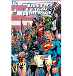 Dc Comics - Justice League Cover (Poster Maxi 61x91,5 Cm)