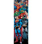 Dc Comics - Justice League Of America (Poster Da Porta 53X158 Cm)