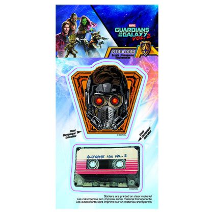Accessori auto Guardians of the Galaxy