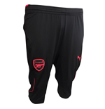 Pantaloni Arsenal 2017-2018 (Nero)