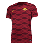 T-shirt Roma 2017-2018 (Rosso)