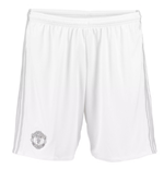 Pantaloncini Short Manchester United 2017-2018 Third (Bianco)