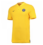 Polo Paris Saint-Germain 2017-2018 (Giallo)