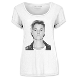 T-shirt Justin Bieber - Love Yourself da donna