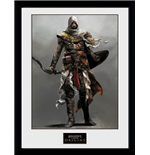 Assassin's Creed Origins - Solo (Stampa In Cornice 30x40 Cm)