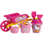 Hello Kitty - Carriola Rodos Set Mare