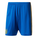 Pantaloncini Short Juventus 2017-2018 Away (Giallo)