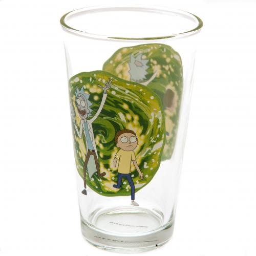 Bicchiere Rick and Morty 269321