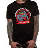T-shirt The Clash 269330