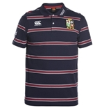 British Lions Polo Leggera Stripes