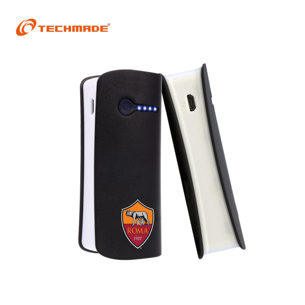 Techmade Powerbank 6000mAh As Roma