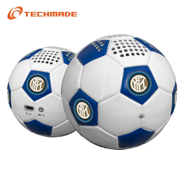 Techmade Football Speaker Internazi Onale