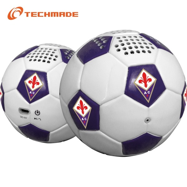 Techmade Football Speaker Acf Fiore Ntina