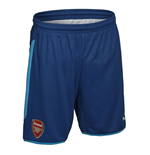 Pantaloncini Short Arsenal 2017-2018 Away (Blu)