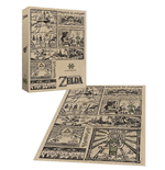 Puzzle The Legend of Zelda 269574