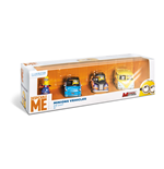 Minions - Veicolo 1:43 - Pack 4 Pz