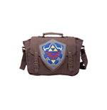 Zelda - Link Shield Messenger Bag Brown (Borsa A Tracolla)