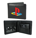 Playstation - Embroided Logo Black (Portafogli)