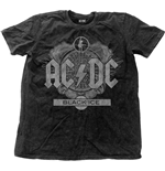 AC/DC - Black Ice (T-SHIRT Unisex TG. 2)