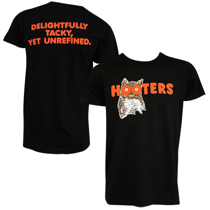 T-shirt Hooters da uomo