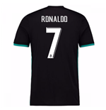 Maglia Real Madrid Away 2017-2018 (Ronaldo 7)