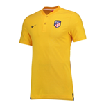 Polo Atletico Madrid 2017-2018 (Oro)